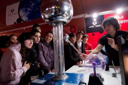 Semana de la Ciencia en la UPV/EHU