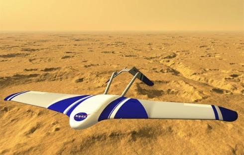 Drones en Marte - Proyecto ARES