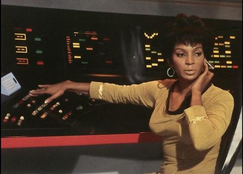 Oficial de comunicaciones Uhura