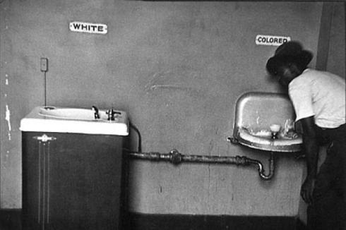 Segregación racial en los Estados Unidos en el siglo XX