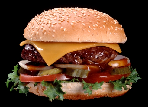 Cheese Beef Burger