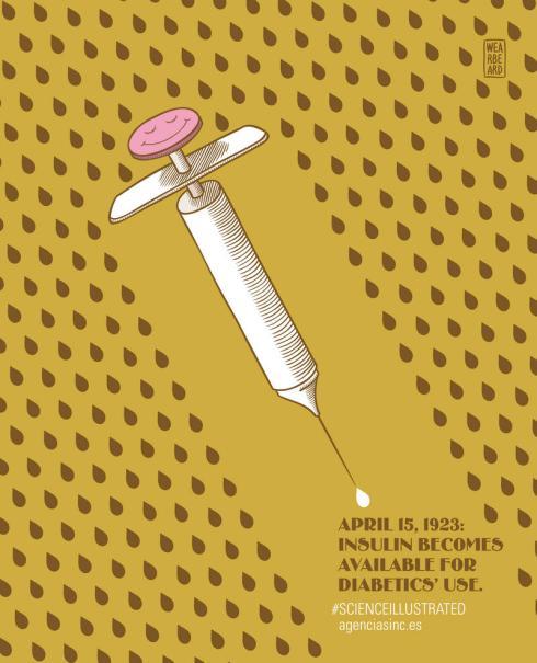 La insulina, 90 años salvando vidas - imagen Agencia SINC