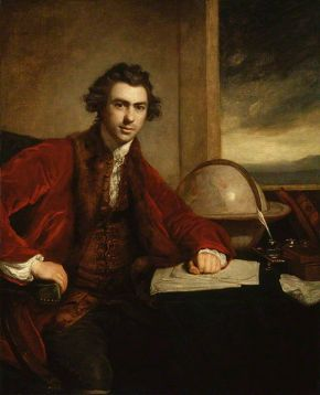 Joseph Banks (1773) | Wikimedia Commons