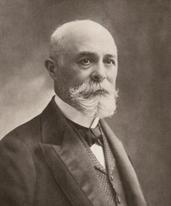 Scientific Identity, Portrait of Antoine-Henri Becquerel
