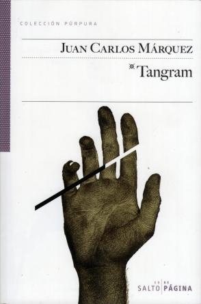 Portada de la novela Tangram